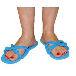 Sandale bleu