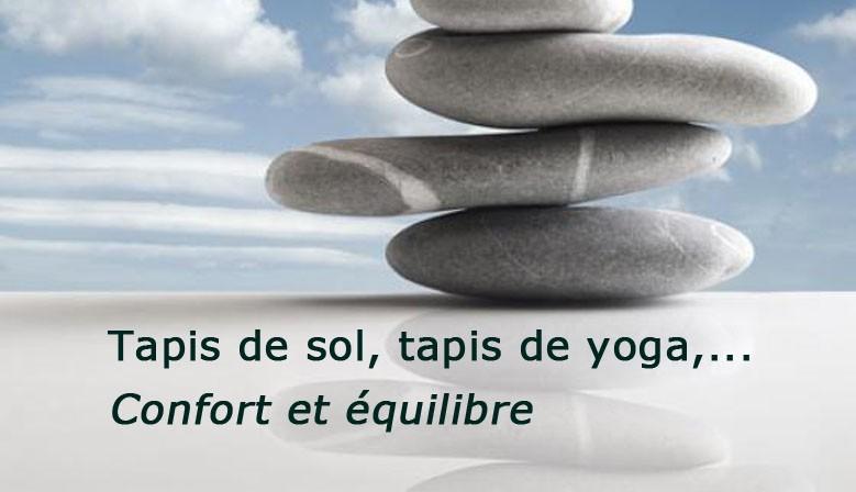 Tapis de sol et yoga