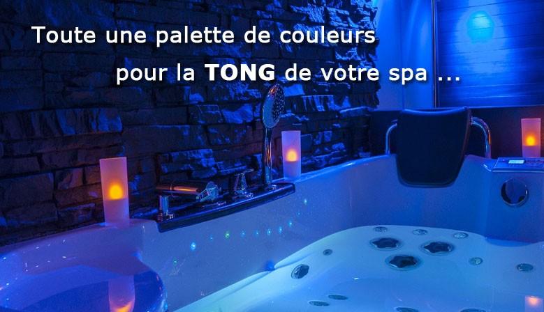 tong jetable spa
